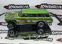 64 Chevy Nova Wagon Gasser - Green