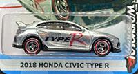 2018 Honda Civic Type R - ZAMAC