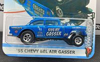 55 Chevy Bel Air Gasser - Kiss My