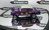 55 Chevy Bel Air Gasser - AtoB racing