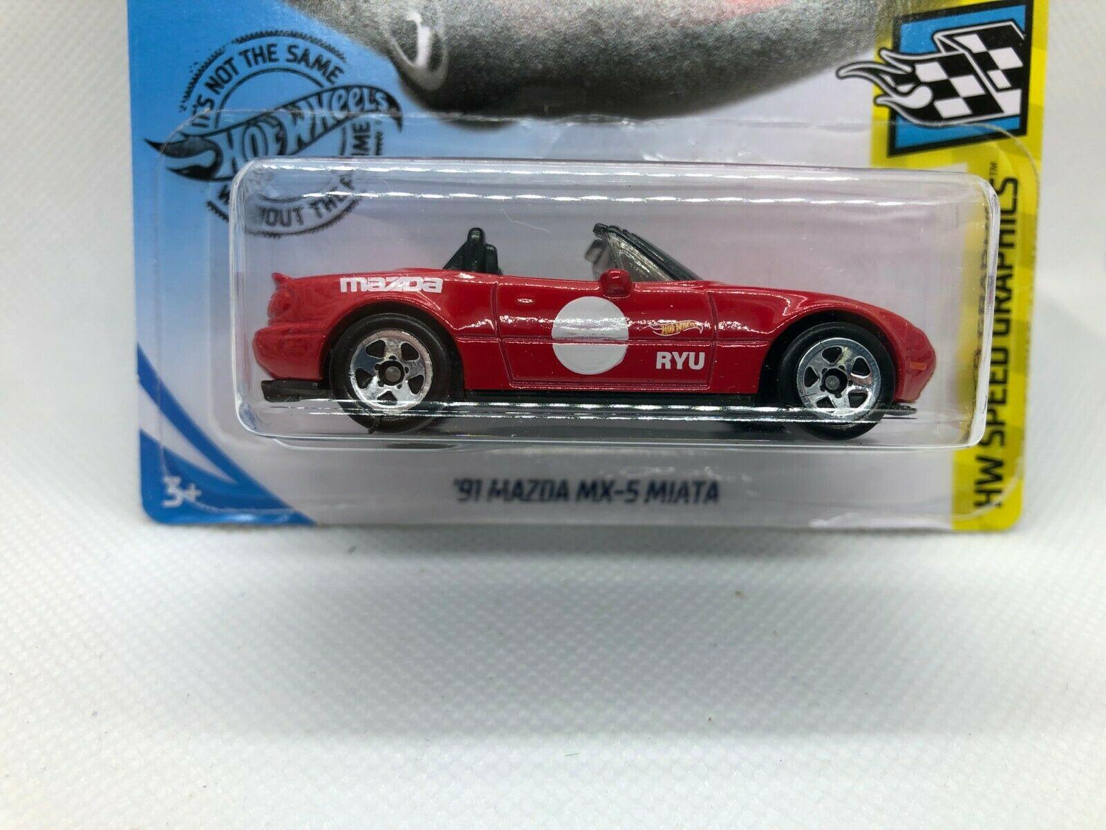 91 Mazda MX-5 Miata
