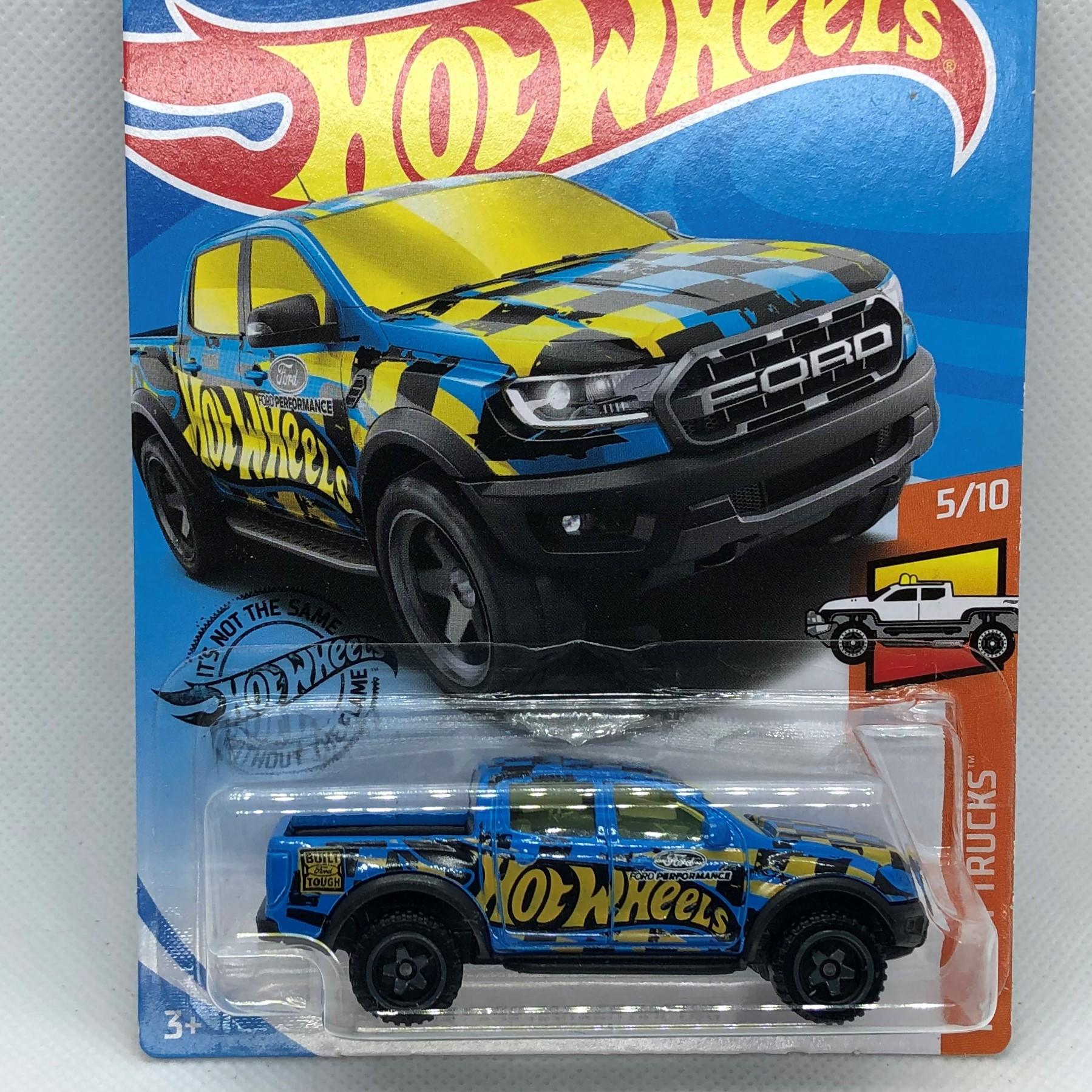 19 Ford Ranger Raptor