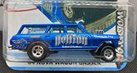 64 Chevy Nova Wagon Gasser - Hellion