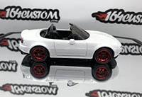 1991 Mazda MX-5 Miata - Target Red