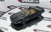 K.I.T.T - Knight Rider T-Tops Removed