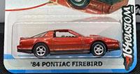 '84 Pontiac Firebird - T-tops Removed