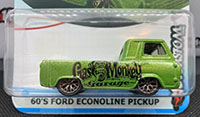 Ford Econoline Gas Monkey Garage