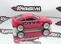 1988 Honda CR-X - Pink