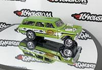 '64 Chevy Nova Wagon Gasser - Green