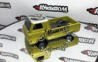 60's Ford Econoline - MoonEyes