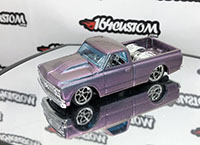 '67 Chevy C10 Pickup Truck - Colorshift