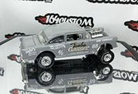 55 Chevy Bel Air Gasser - 2013 Gray