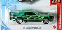 '68 Mercury Cougar