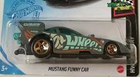 Mustang Funny Car