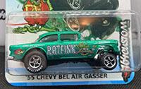 '55 Chevy Bel Air Gasser - Ratfink