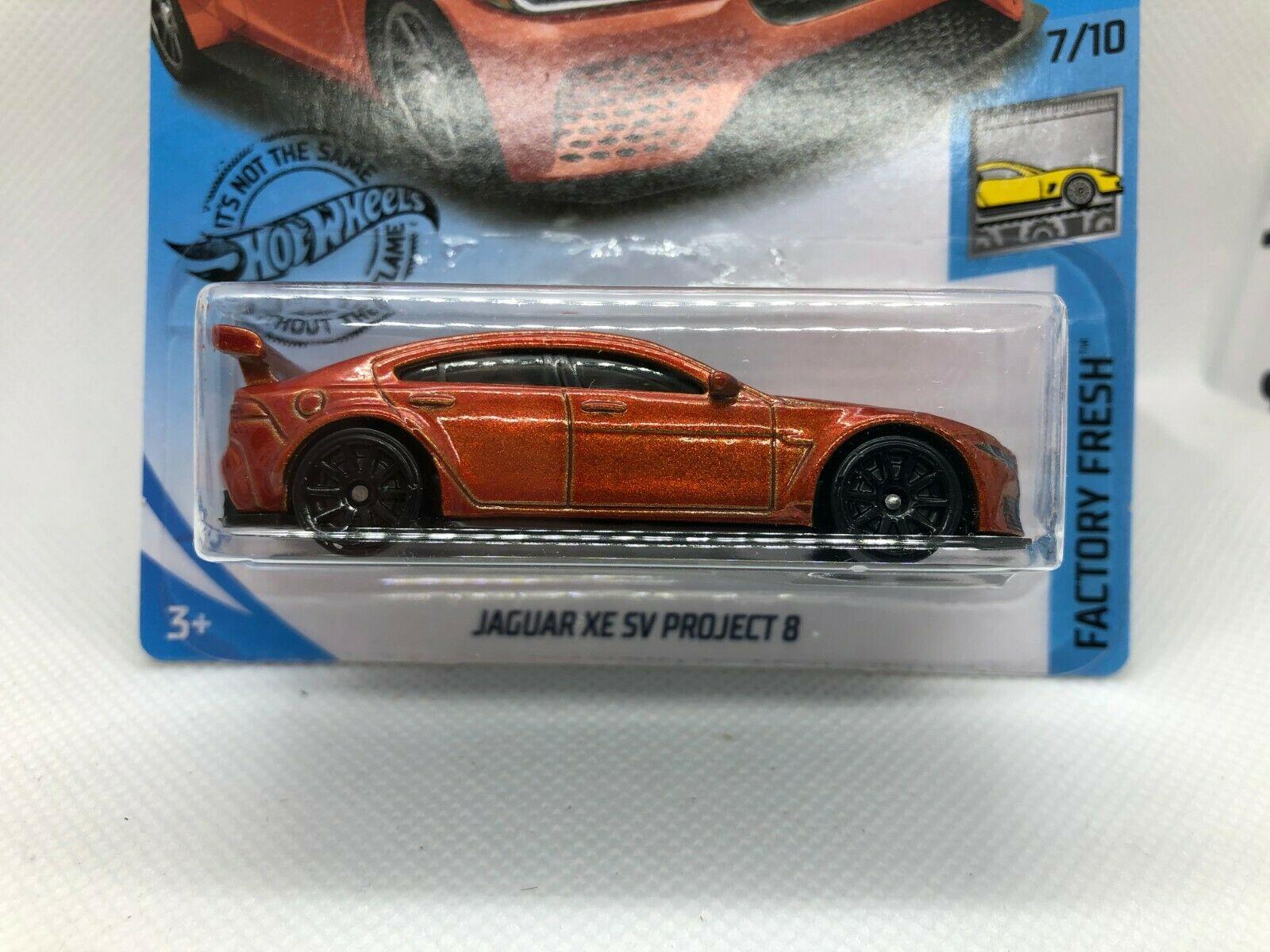 Jaguar XE SV Project 8