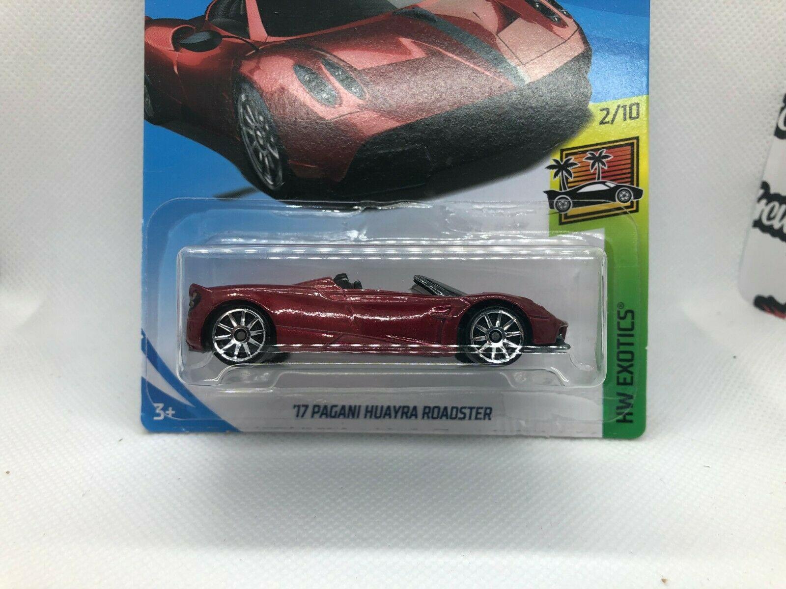 17 Pagani Huayra Roadster