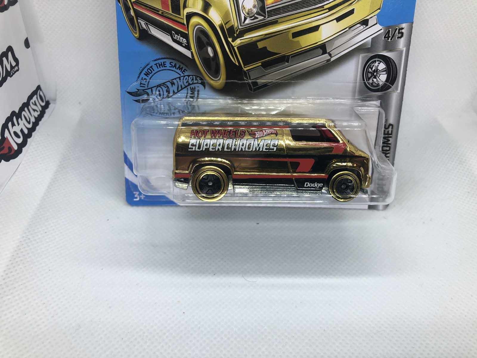 Custom 77 Dodge Van