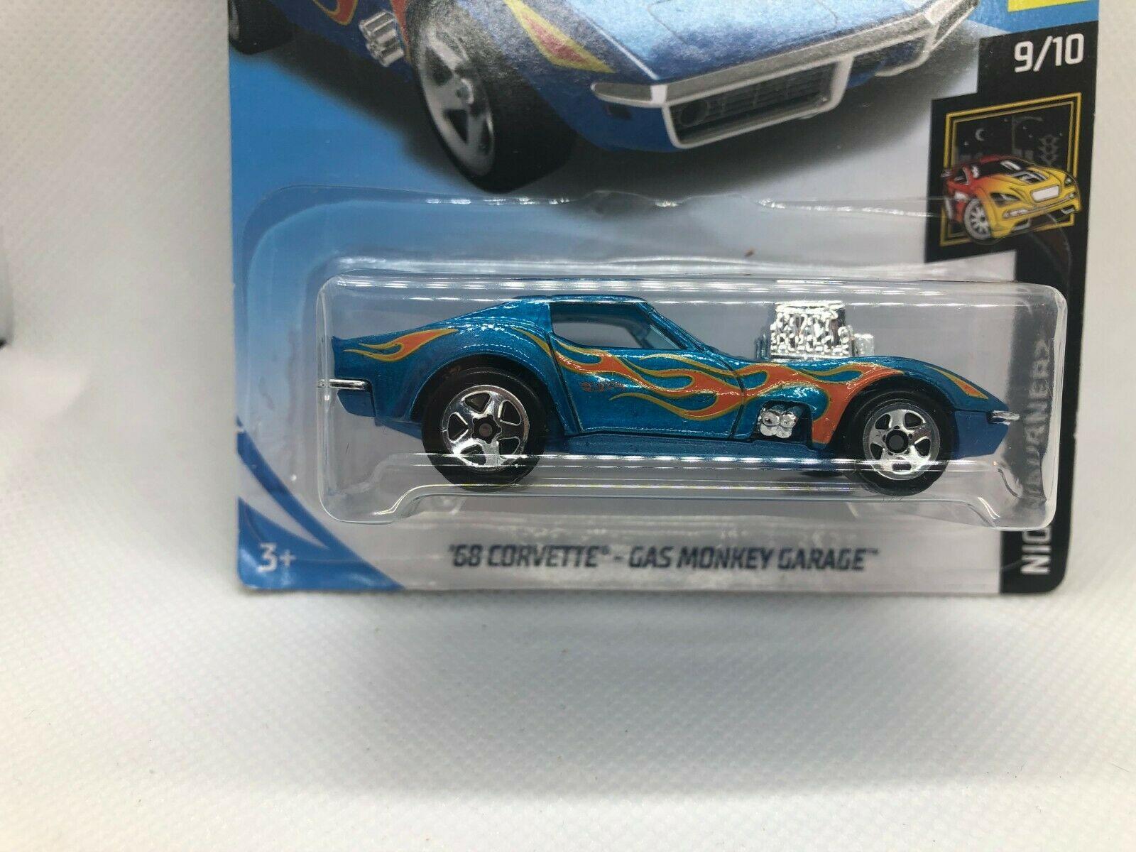 68 Corvette - Gas Monkey Garage