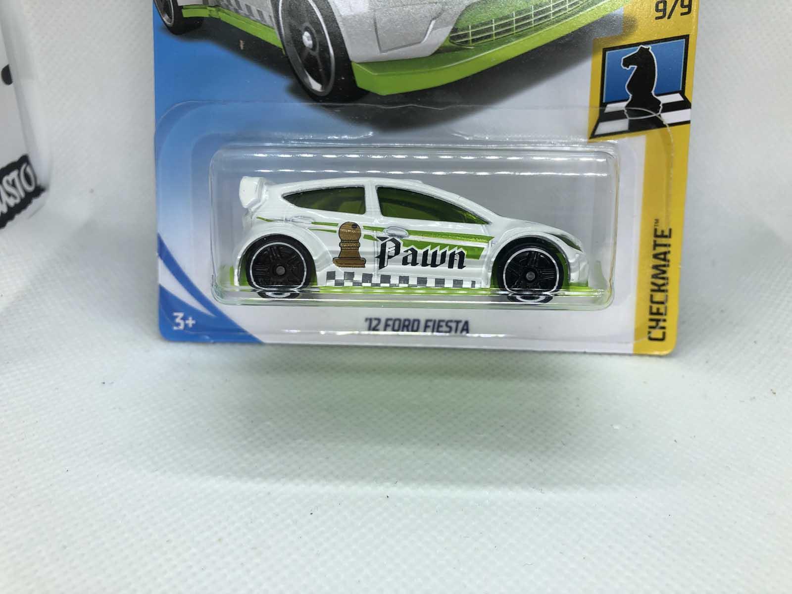 12 Ford Fiesta