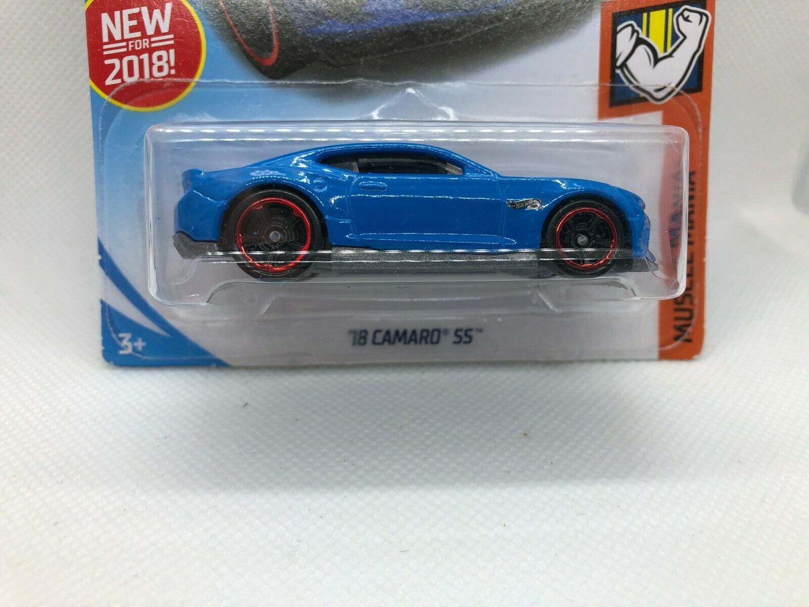18 Camaro SS
