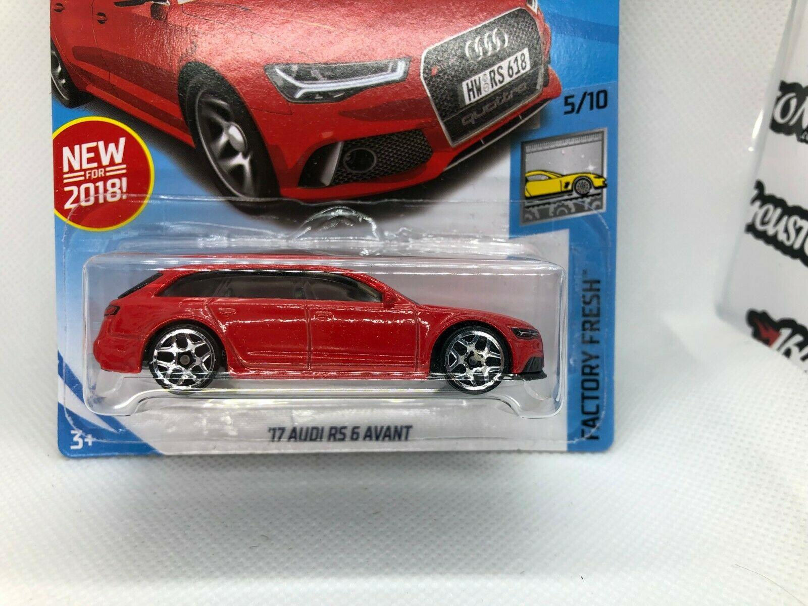 17 Audi RS 6 Avant