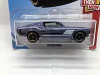 67 Mustang