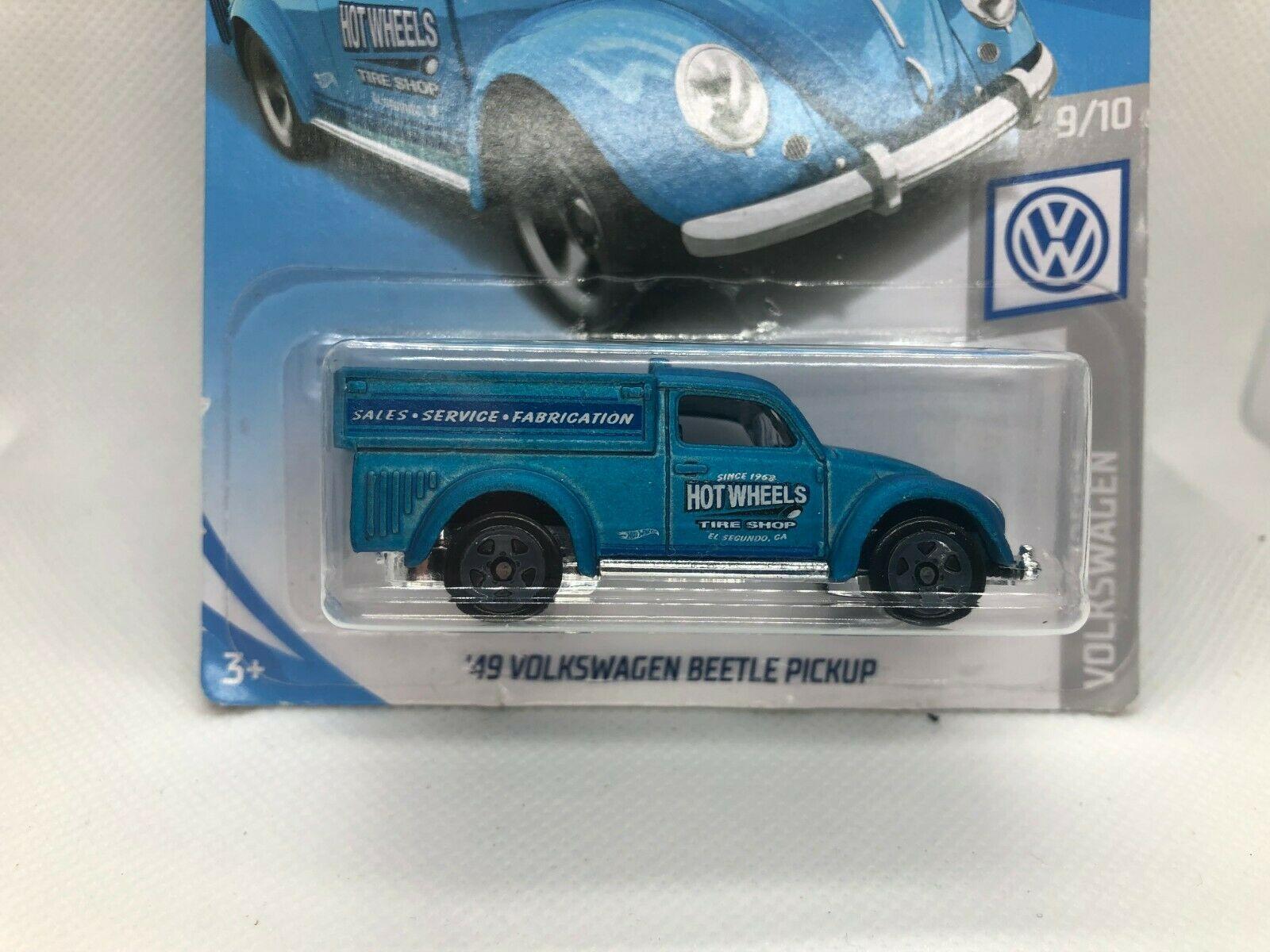 49 Volkswagen Beetle Pickup