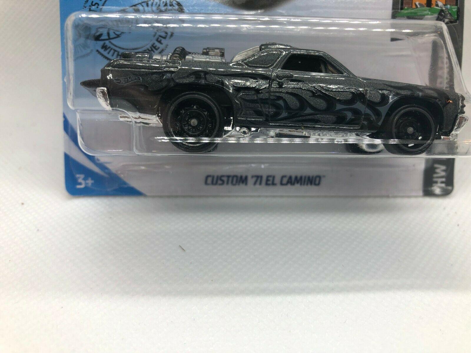Custom 71 El Camino