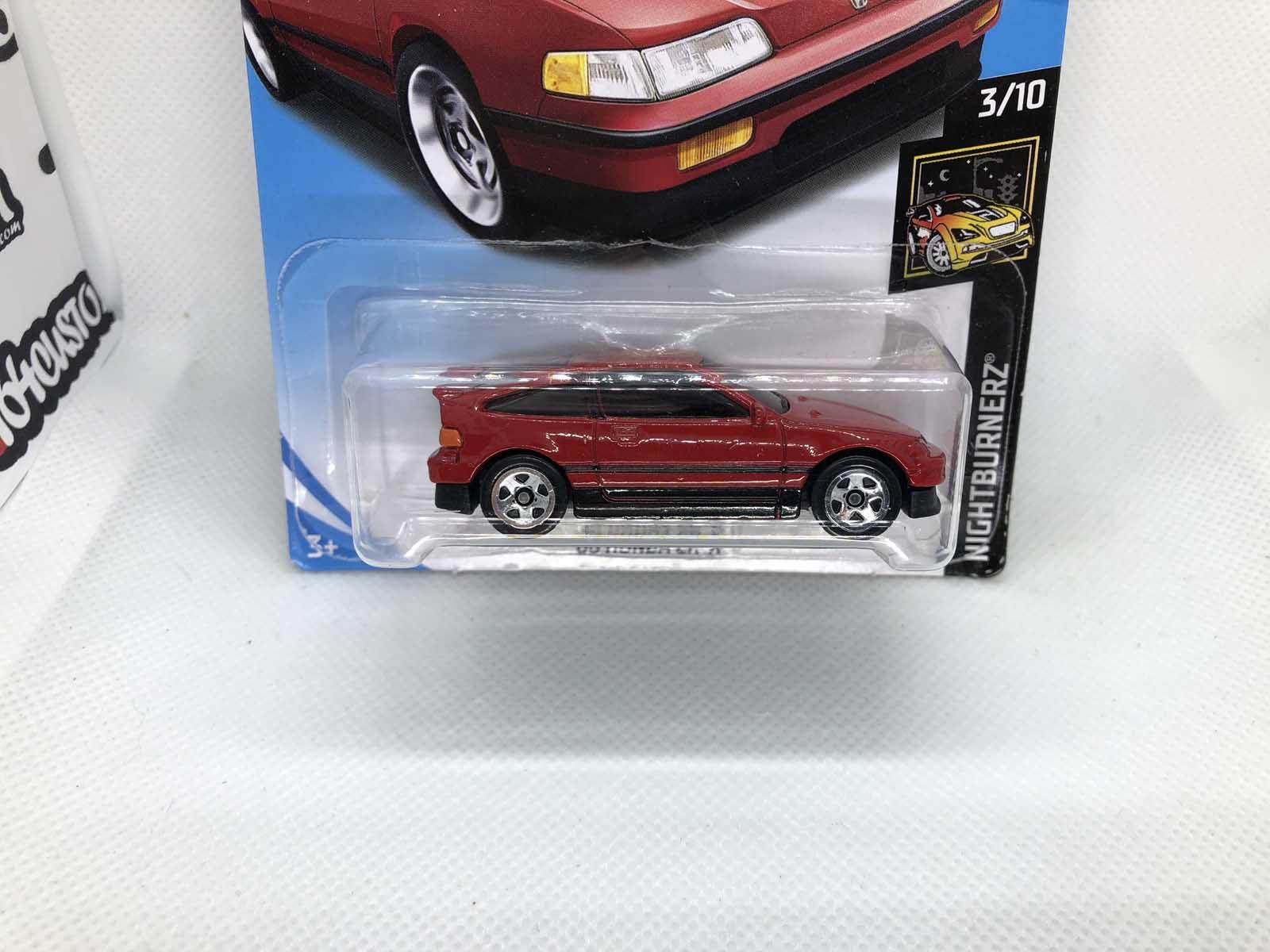 88 Honda CR-X