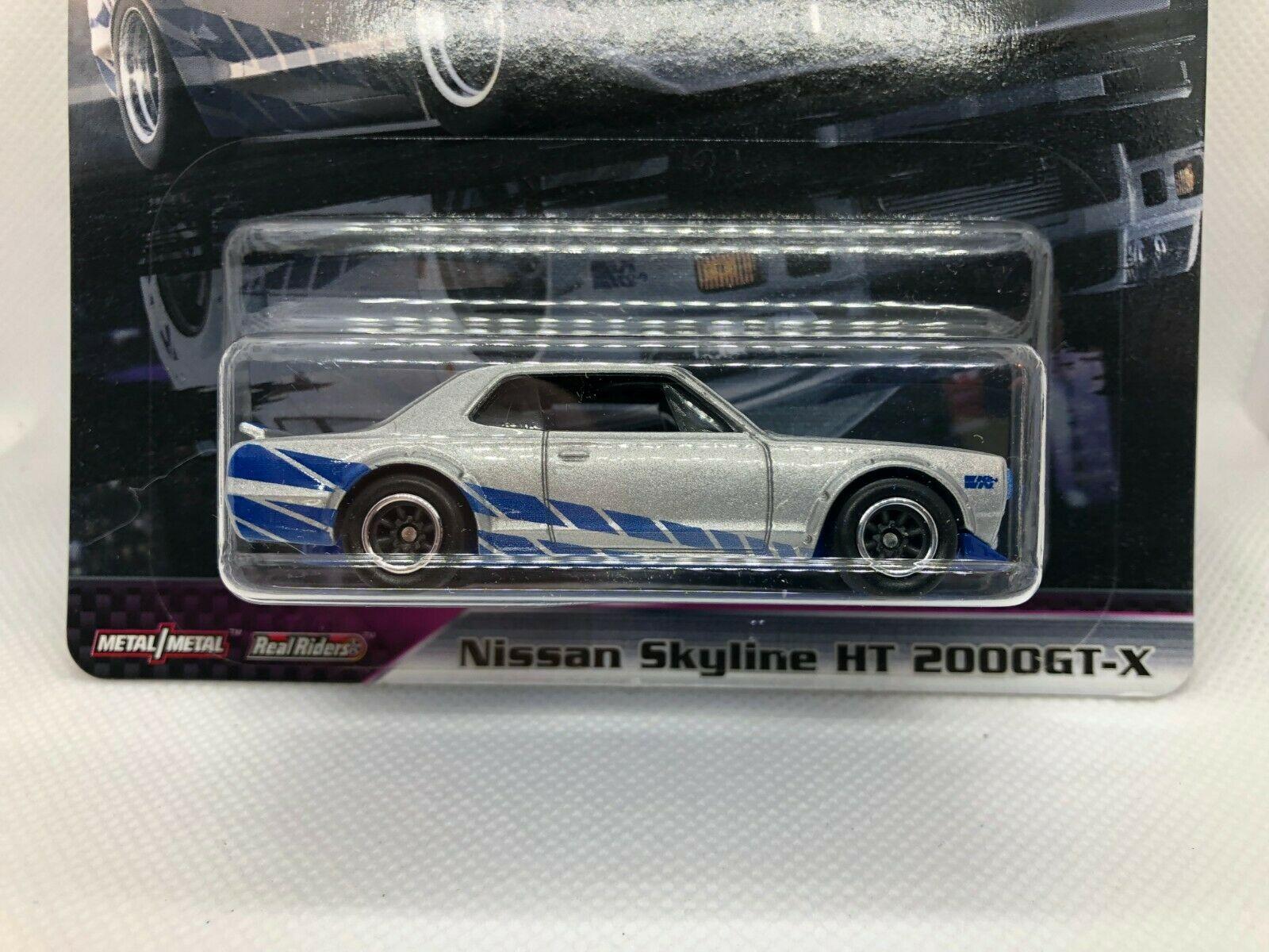Nissan Skyline HT 2000GT